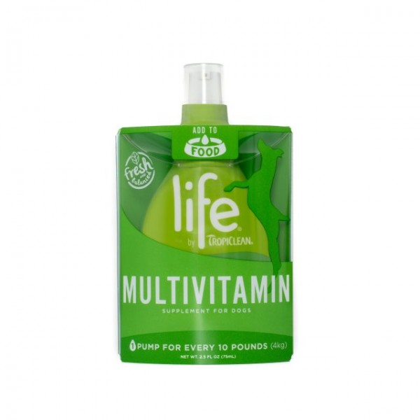 Suplimente cu multivitamine TROPICLEAN LIFE