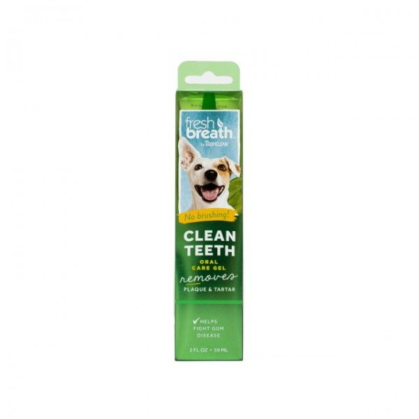 Gel dentar fără periaj TROPICLEAN FRESH BREATH ORAL CARE
