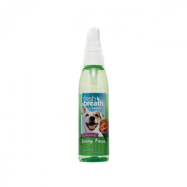 Spray respiraţie proaspătă cu aromă de fructe de pădure FRESH BREATH BERRY FRESH ORAL CARE SPRAY