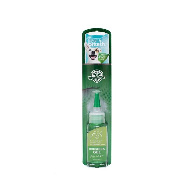 Gel dentar pentru periaj TROPICLEAN FRESH BREATH BRUSHING GEL