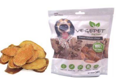 NATURAL ORGANIC FLAVOR SWEET POTATO CHIP