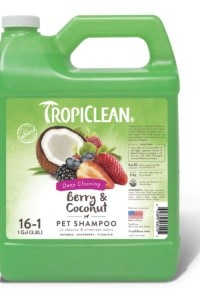Berry and Coconut Shampoo – 3,78 L