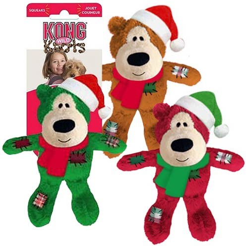 KONG WILD KNOTS BEAR MEDIUM