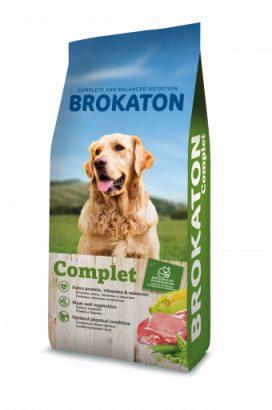 BROKATON COMPLET- hrana uscata caine