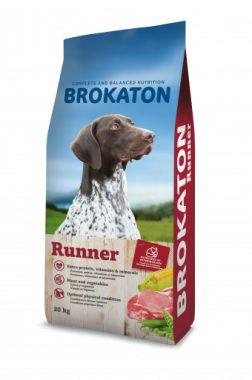 BROKATON RUNNER – hrana uscata caine