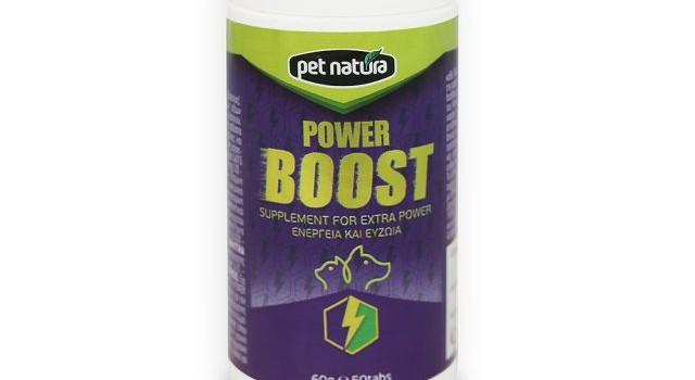 Suplimente nutritive POWER BOOST