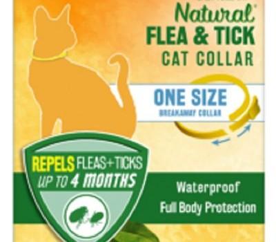 Zgardă Tropiclean Flea and Tick Cat – pentru pisici  – one size