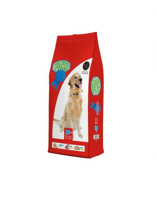 Hrană uscată câini Nugape Gama Supreme – 27/10 NUTHYA COMPLETE- sac 20 kg.
