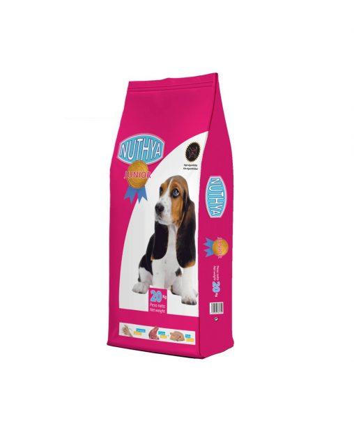 Hrană uscată câini Nugape Gama Supreme – 34/16 NUTHYA JUNIOR – sac 20 kg.