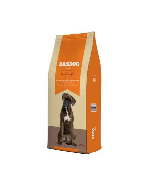 Hrană uscată câini Nugape Gama Economy- 22/8 BASDOG BASIC- sac 20 kg.