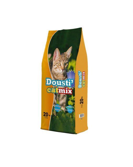 Hrană uscată pisici Nugape Gama Classic- 28/10 DOUSTI CAT- sac 20 kg.