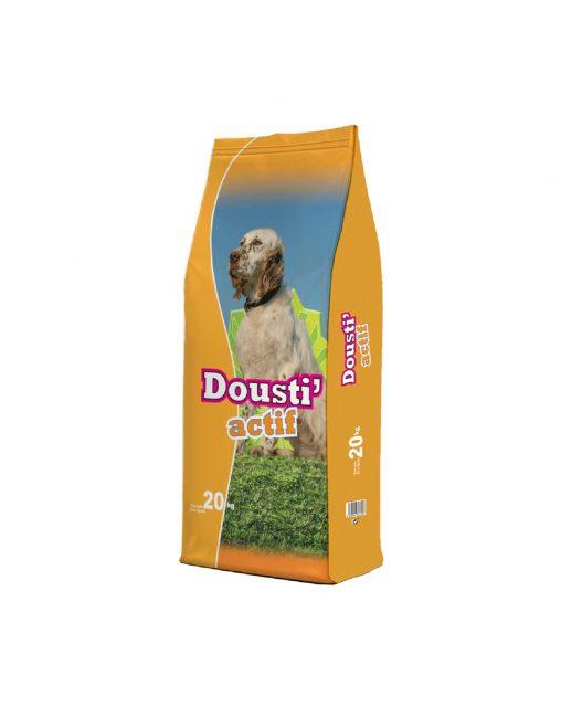 Hrană uscată câini Nugape Gama Classic- 22/8 DOUSTI ACTIF- sac 20 kg.