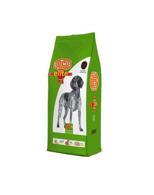 Hrană uscată câini Nugape Gama Supreme – 32/16 NUTHYA ELITE- sac 20 kg.