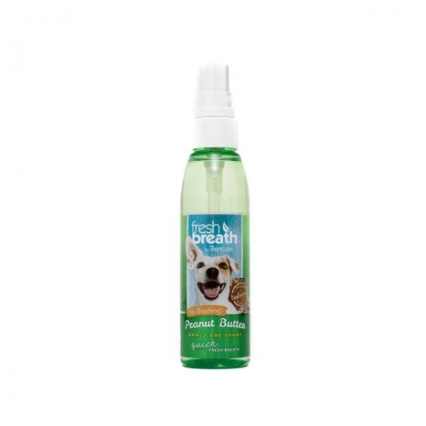Spray respiraţie proaspătă cu aromă de unt de arahide FRESH BREATH PENUT BUTTER ORAL CARE SPRAY