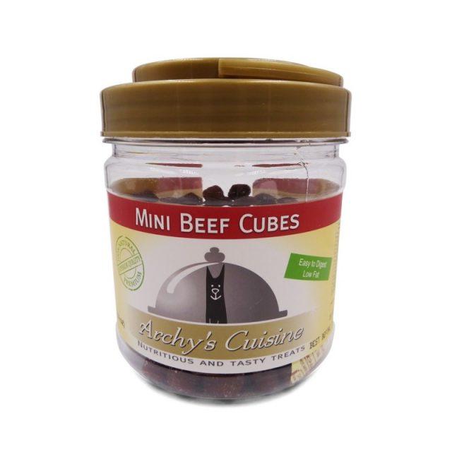 MINI BEEF CUBES