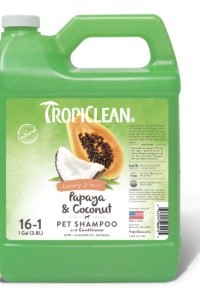 Papaya and Coconut Shampoo & Balsam  2 in 1 – 3,78 L