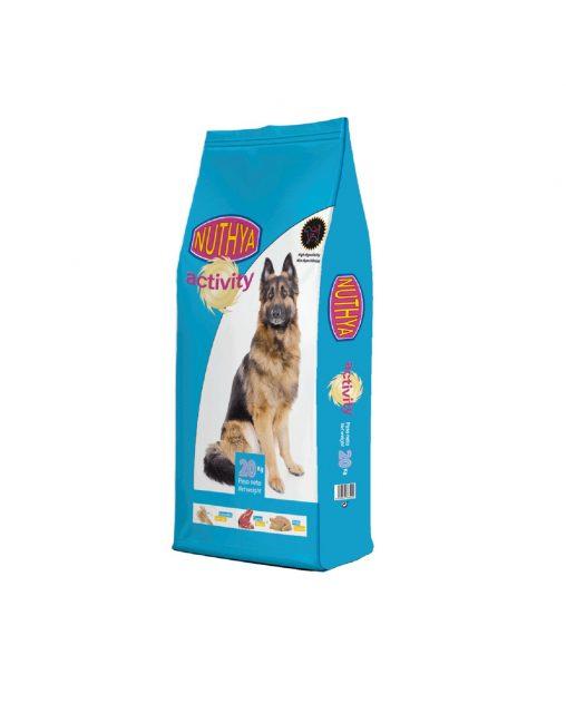 Hrană uscată câini Nugape Gama Supreme – 22/10 NUTHYA ACTIVITY- sac 20 kg.