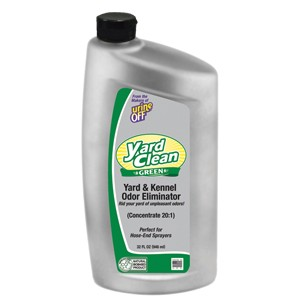 URINE OFF Yard & Kennel Odor Eliminator Solutie pentru eliminarea mirosurilor de urina  – pentru curti si adaposturi